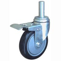 "Wholesale 8"" Universal Rubber Pneumatic Wheel from china suppliers"