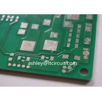 Wholesale Aluminum Based Heavy Copper Printed Circuit Board Green Solder Hight Thermal Conductivity from china suppliers