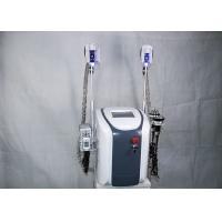 Buy cheap Cryo 3D 4D 2-handle cool cryolipolysis liposuction fat freezing machine from wholesalers