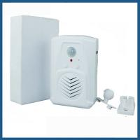 Wholesale COMER Entry/Exit Welcome Chime Motion Sensor Detector Door Alarm from china suppliers