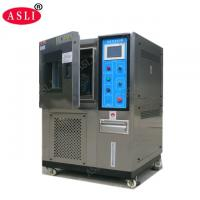 China High low Temperature Humidity Chamber 3.0°C/min Temp rising rate on sale