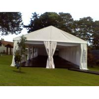 Wholesale 300 People Strong Wedding Tent White Roof Linings Party Marquee Tent from china suppliers
