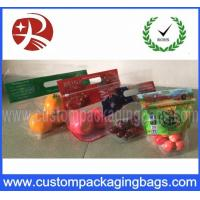 Wholesale Cold Storage Fruit Packaging Bags Zipper Top CPP with Laminated from china suppliers