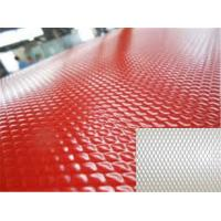Wholesale Embossed Color Coated Steel Coil, Ral Color , 0.16mm - 0.8mm Painted Steel Coil from china suppliers