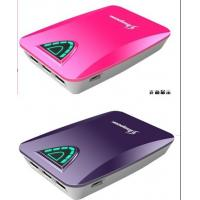 Wholesale 10000mAH  power bank with 3 USB output ports; from china suppliers