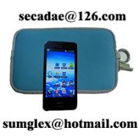 Wholesale iphone 5 neoprene case,neoprene armband,neoprene accessories,neoprene keeper from china suppliers