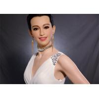 Wholesale Customized Silicone Princess Most Realistic Wax Figures of celebrities from china suppliers