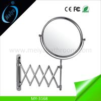 Wholesale hanging pocket mirror factory, wall mounted bathroom makeup mirror from china suppliers