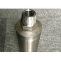 Wholesale 1  NPT Threaded Ending Filter Element With 20 Micron Gaps Johnson Screen from china suppliers
