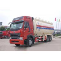 Wholesale SINOTRUK HOWO Bulk Cement Truck 371HP 10 Wheels LHD 30CBM  ZZ1257S4641W from china suppliers