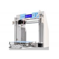 Wholesale Heating Bed Metal Casting Prusa 3D Printer Portable TPU Filament Self Assembly from china suppliers