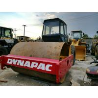 Wholesale CA25PD used Dynapac padfoot sheepfoot second hand road roller from china suppliers