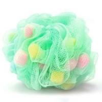 Wholesale Pouf  Mesh Sponge to amazon seller from china suppliers