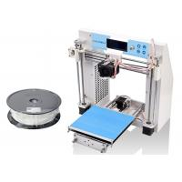 Buy cheap Durable High Tech 3D Printer Prusa I3 Kit With 20~100mm/S Shaft Speed , Metal Frame from wholesalers
