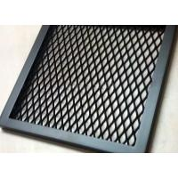 Wholesale Metal Perforated Aluminium Mesh Grey Silvery White Anodizing Painting ISO18001 from china suppliers