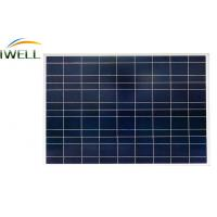 Buy cheap Polycrystalline Solar Panel For Home Solar Power Panels SPP80W To 100W from wholesalers