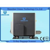 Wholesale Upward and Sideward Beam Direction Duel View SF6550D X-Ray Baggage Scanner from china suppliers