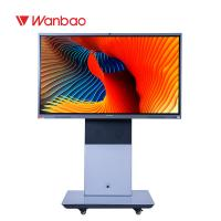 China 65 Inch All In One Touch Screen Computer For MEETING Hard Drive Capacity on sale