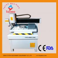 Wholesale High precision Mini cnc router with iron machine body TYE-4060 from china suppliers