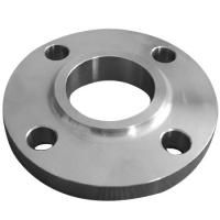 Wholesale Metal Pipe Fittings DN10 - DN600 Slip-on Flange For Petroleum, Smelting from china suppliers