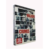 Wholesale 2018 newest Major Crimes The Complete Sixth Season Adult TV series Children dvd TV show kids movies hot sell from china suppliers