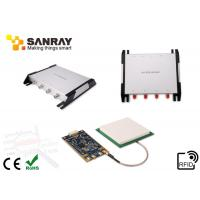 Wholesale Four Ports programming rfid reader long range With IMPINJ R2000 Chip from china suppliers