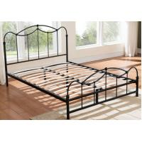 Wholesale Personalised Style Wrought Iron Kids Beds With Metal Frame Childrens Bedroom Furniture from china suppliers