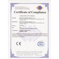 MJ lighting Source Co.,Ltd Certifications
