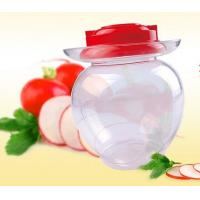 China 500ml-5L Pickles pickle jar Food grade storage tank pet plastic bottles enzyme barrels on sale