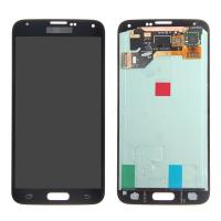Wholesale For Samsung Galaxy S5 SM-G900/G900A/G900V/G900P/G900R4/G900T/G900F LCD Screen and Digitizer Assembly - Black - Grade A+ from china suppliers
