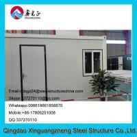 Wholesale low cost house container office portable container office container house for office from china suppliers