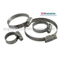 Wholesale 2015 top quality worm drive hose clamp German type from china suppliers