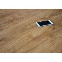 Wholesale Walnut High Gloss Laminate Flooring , Click Lock Flooring on Light Color Commercial Wood Floors from china suppliers