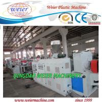 Wholesale 75kw 380V PVC Foam Board Machine PLC Control System CE / ISO9001 from china suppliers