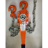 Wholesale Construction Hand Wrenching Chain Tackle Block , Hand Chain 3 Ton Hoist Crane from china suppliers