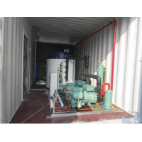 Quality 10 Ton Flake Ice Making Machine Industrial for sale
