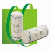 Wholesale Cotton Crepe Bandages, Nice Skin Tolerance, Comfortable to Wear, Permeable to Air, Absorbent from china suppliers