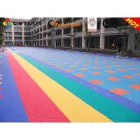 Wholesale Custom Kindergarten Flooring , Kindergarten School Flooring / Roller Skating Flooring from china suppliers