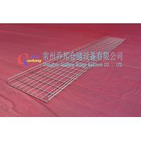 Buy cheap Powder Coated Mesh Tray Basket Cable Tray For Indoor Use Between 6 And 10 Microns Thick from wholesalers