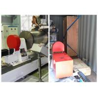 Buy cheap Stainless  Steel 304 Wedge Wire Screen Machine With High Precision 0.05mm from wholesalers