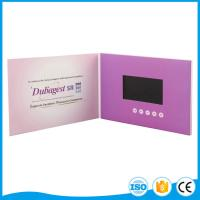 Wholesale 2.4 To 10 Inch Video Mailer Card A4 / A5 Mp3 / Mp4 Customize Lcd Screen from china suppliers