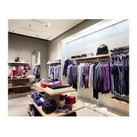 Wholesale Garment Shop Fittings Space Saving With Display Shelf from china suppliers