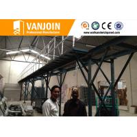 Wholesale Lightweight Concrete Wall Panel Roll Forming Machine Vertical With Mixing System from china suppliers