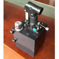 Buy cheap High Pressure PM 25 / 45 / 65 Double Acting Hydraulic Hand Pump for Tralier from wholesalers