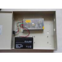 Wholesale Single Output CCTV Power Supplies , 12 Volt DC 10Amp Switch Mode Power Supply UPS13.8V from china suppliers