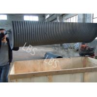 Quality Stainless Steel and Carbon Steel Wire Rope Sleeves with Spiral Grooving for sale