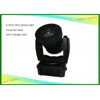 Wholesale Black Shell Searchlight Outdoor Light , Outdoor Sky Beam Light Waterproof from china suppliers