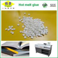 Wholesale Milk Granule Bookbinding Glue EVA Hot Melt Adhesive For Binding Machines from china suppliers