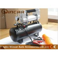 Wholesale 8 Bar 12V Portable Air Compressor 4x4 Deflator 4wd Inflator Kit  8L Tank from china suppliers