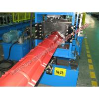 Wholesale Automatic Ridge Cap Machine Colored Prepainted Sheet Metal Roll Forming Machines from china suppliers